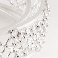 Ellipse cellulaire, un bijou de Clémentine Correzzola, Bijoutière émailleuse – Enamelling jewelry
